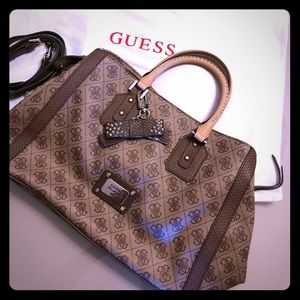 Guess ladies hand bag